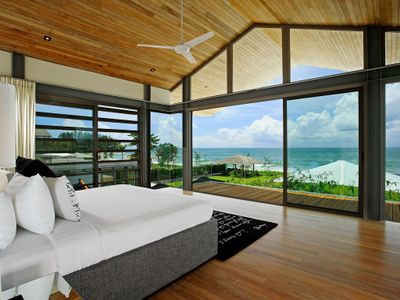 Villa Essenza - Stunning bedroom outlook