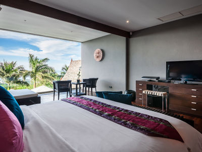 Villa Suralai - Bedroom six interior