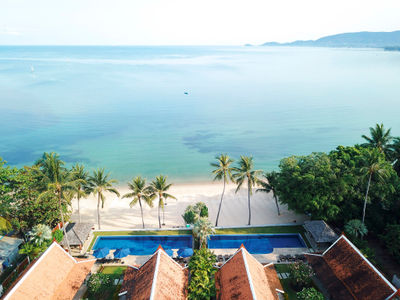 Tawantok Beach Villas - Villa 1 - Absolute beachfront villa