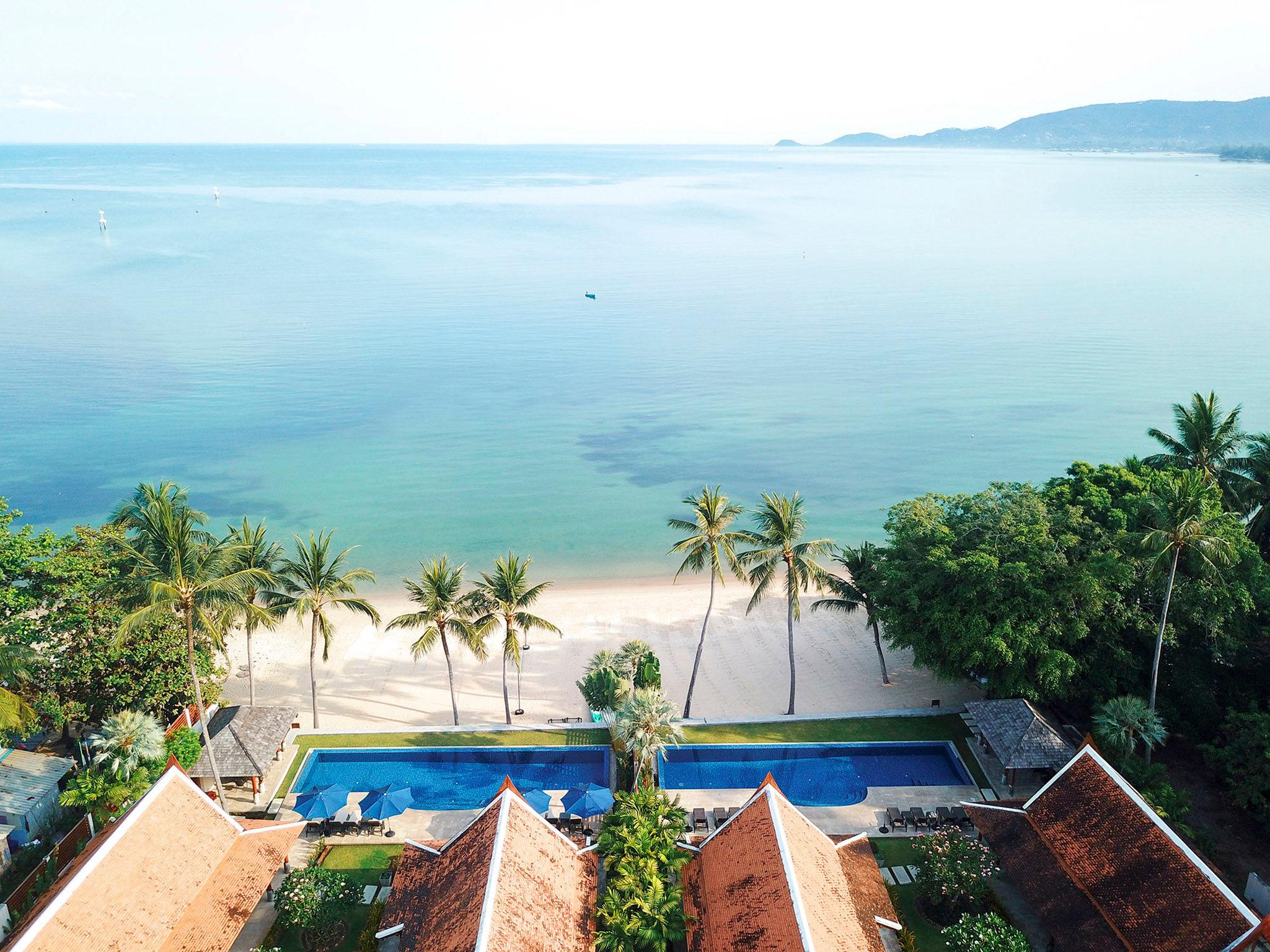Tawantok Beach Villas - Villa 2 - Absolute beachfront villa