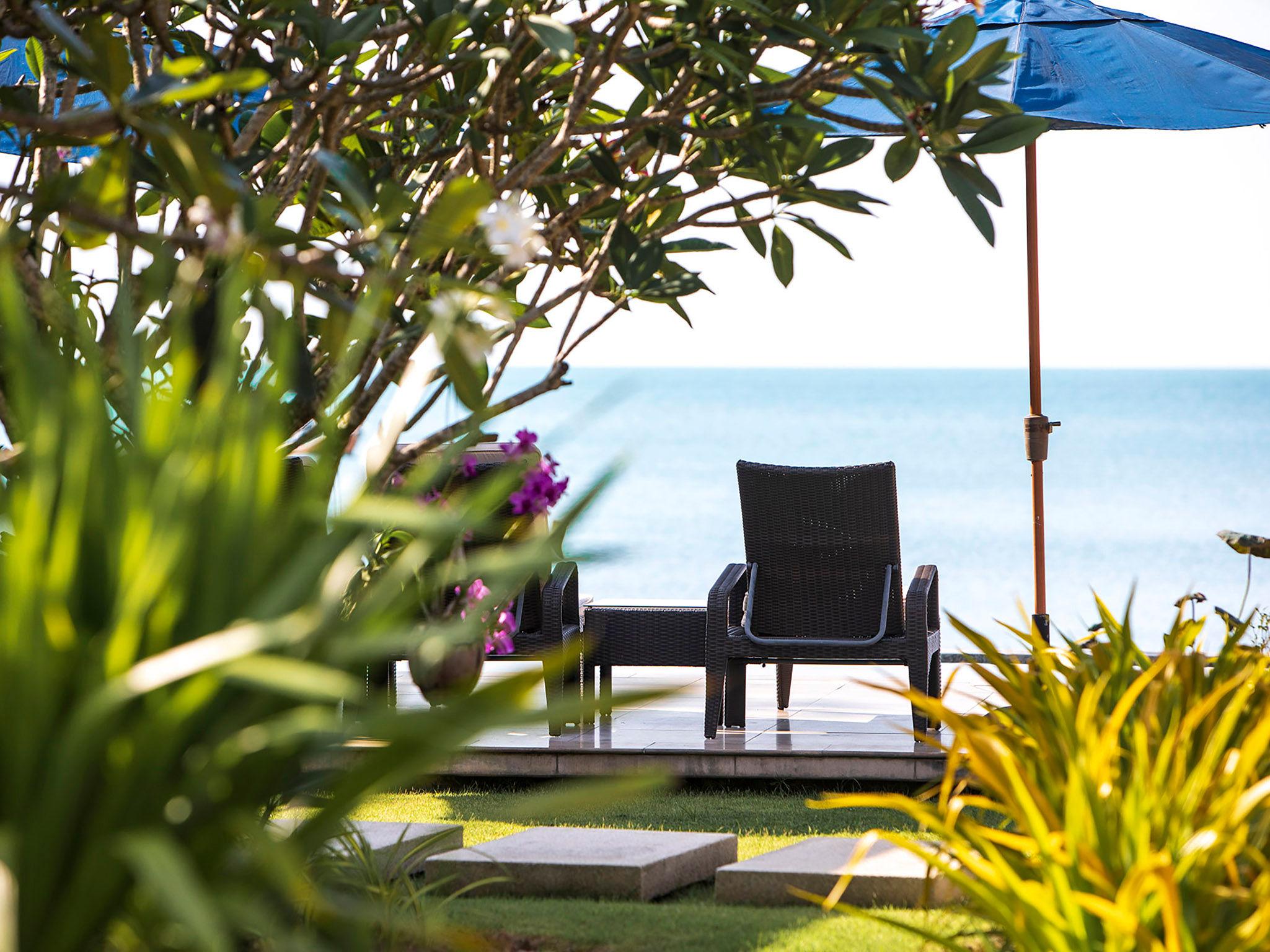 Tawantok Beach Villas - Villa 2 - Tropical lush