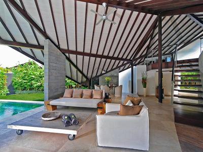 The Layar 2BR - Living room