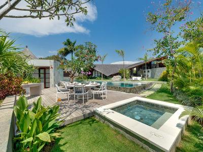 Layar - 4 bedroom - The villa