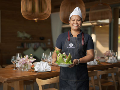 The Pines - Dedicated chef
