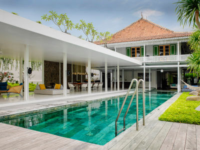 Villa 1880 - Pool and Villa feature