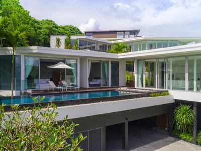 Villa Abiente - Magnificent pool setting
