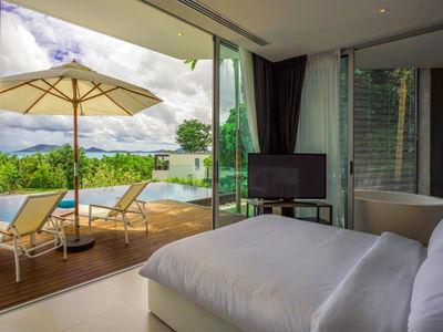 Villa Abiente - Outstanding bedroom outlook