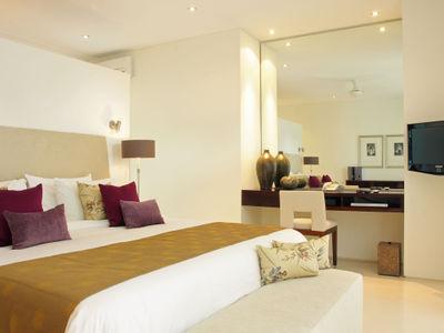 Villa Asante - Guest bedroom