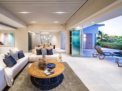 Villa Borimas - Intimate living space