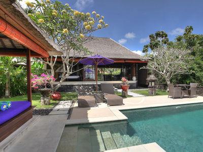 Villa Bulan Madu - Pool & villa