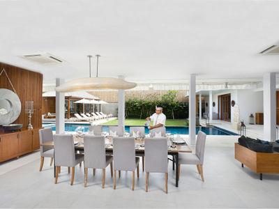 Cendrawasih - Dining room