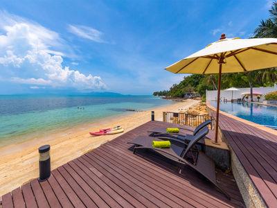 Villa Chi Samui at Lotus Samui - Perfect summer escape at the common area