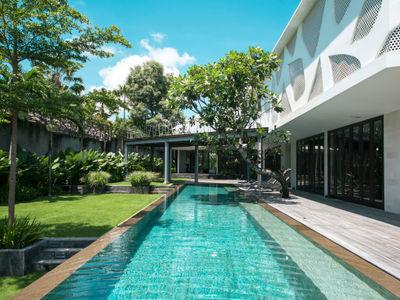 Villa Issi - Modern design
