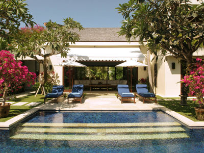 Villa Jemma - Pool view