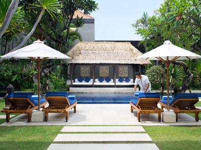 Villa Jemma - Pool service