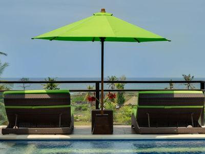 Villa Luwih - Sea view