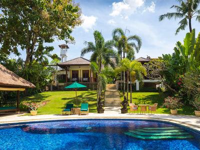 Villa Mako - Pool and garden feature