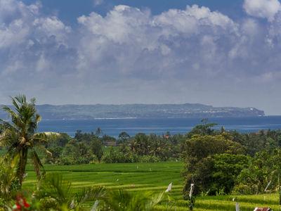 Villa Mandalay - View to the sea