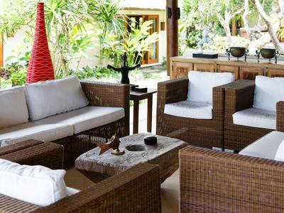 Villa Maridadi - Open lounging