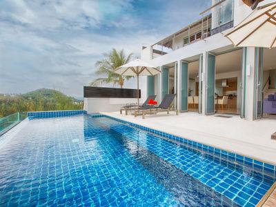 Villa Napalai Surin - Outdoor pool area