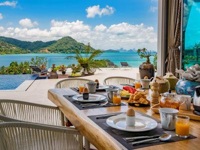 Villa Nautilus - The finest dining experience