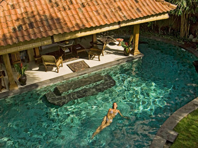 Villa Oost Indies - Private swimming pool
