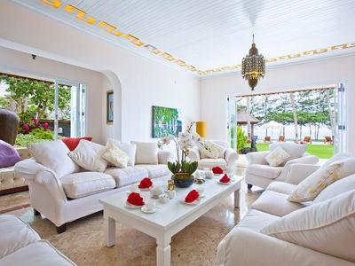 Puri Nirwana - Cozy living area