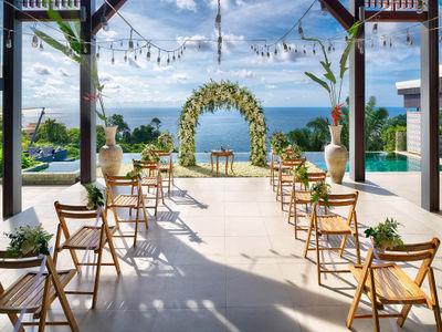 Villa Samira - Wedding decoration