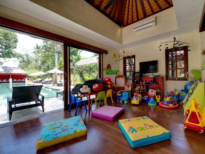 Villa San - Children's play room