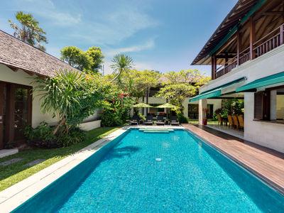 Villa Shinta Dewi - The pool