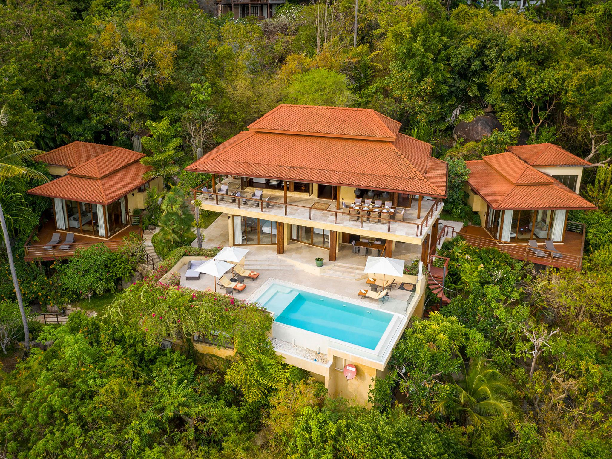Villa Sila Varee - Stunning location