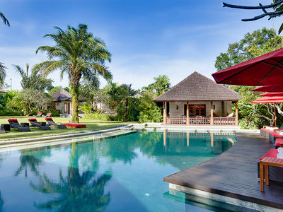 The Beji - Pool scenery