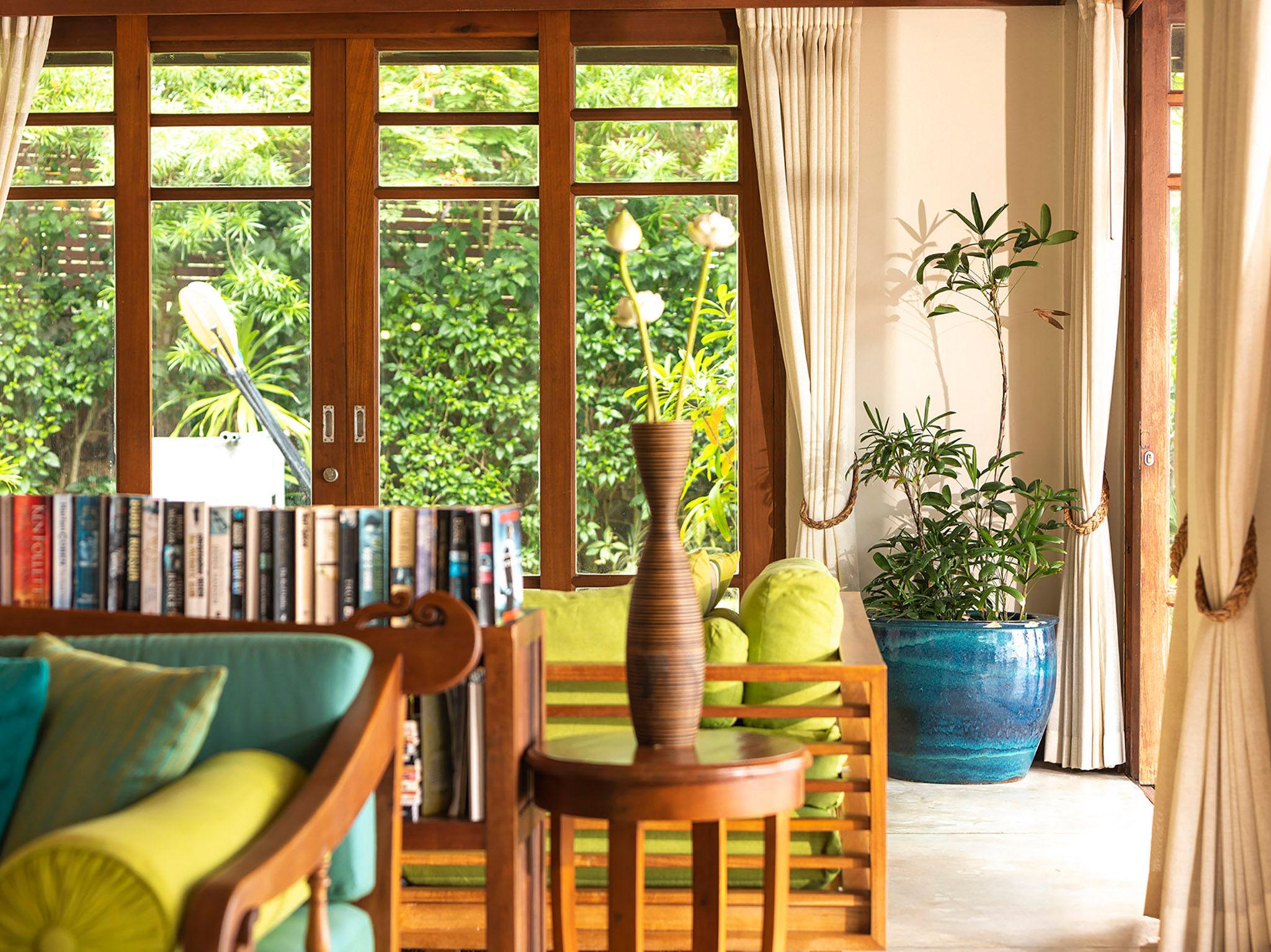 Waimarie - Living room furnitures detail