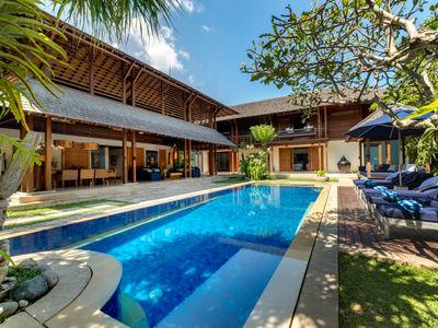 Villa Windu Sari - The villa
