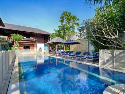 Villa Windu Sari - Pool fence for children's safety