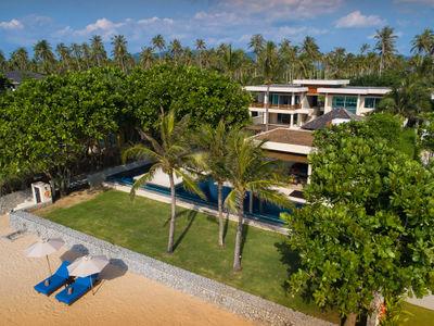 Villa Yaringa - Aerial shot