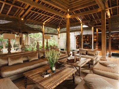 Villa Zelie - Living area