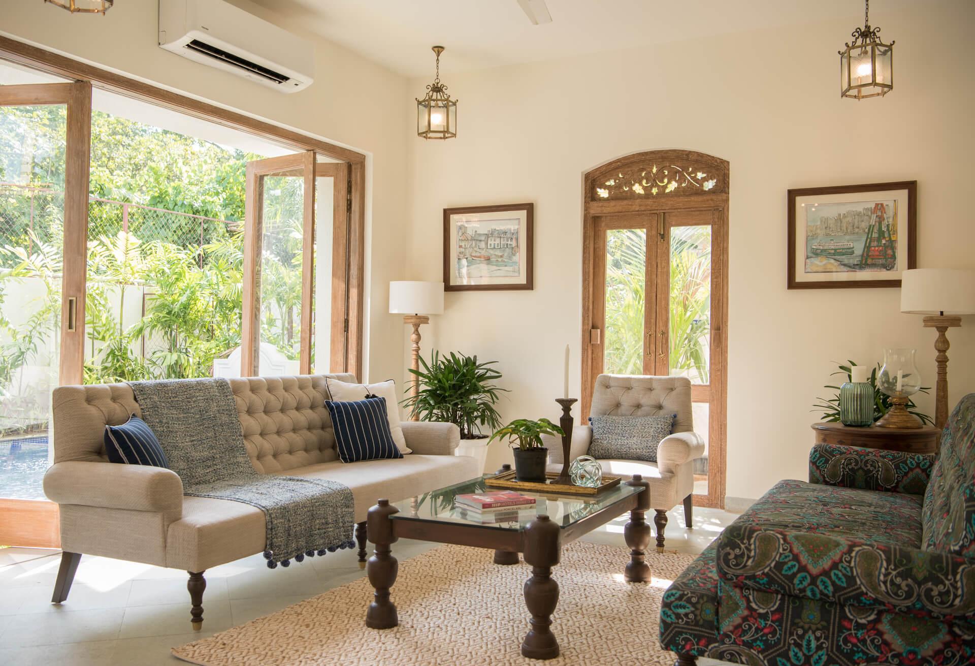 Villa for rent in Goa - Lohono Stays