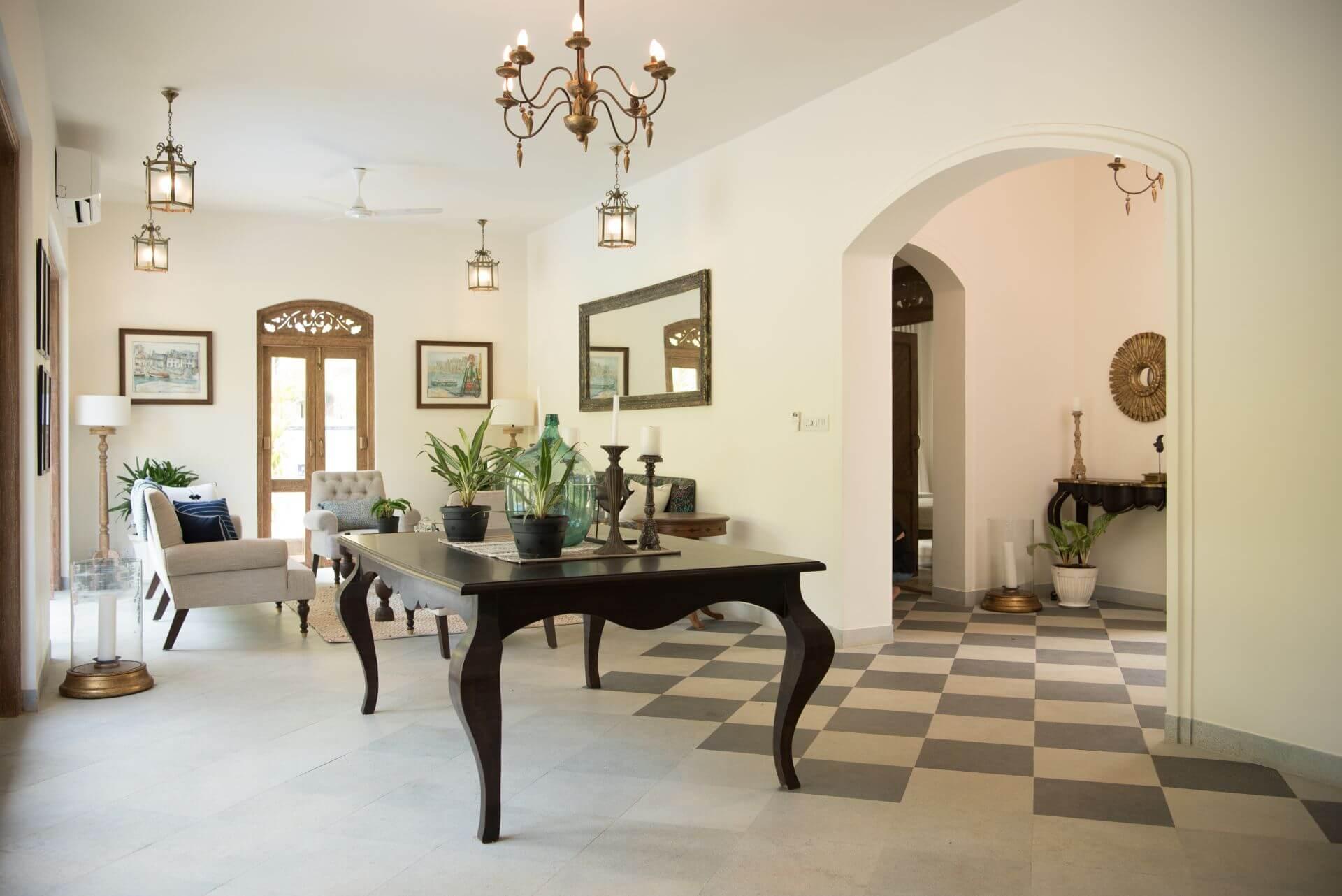 Igreha Vaddo Villa A - Siolim, Goa