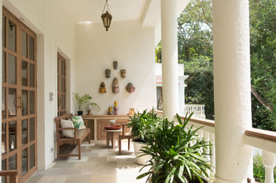 Igreha Vaddo Villa D - Private Pool Villa in Goa