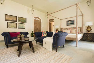 Igreha Vaddo F - 4 BHK luxury Villa for Rent in North Goa