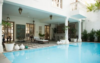 Igreha Vaddo F - Private pool Villa for Rent in Goa