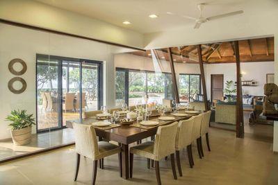 Villa Beira Mar - 5 bedroom Villa for Rent in Alibaug