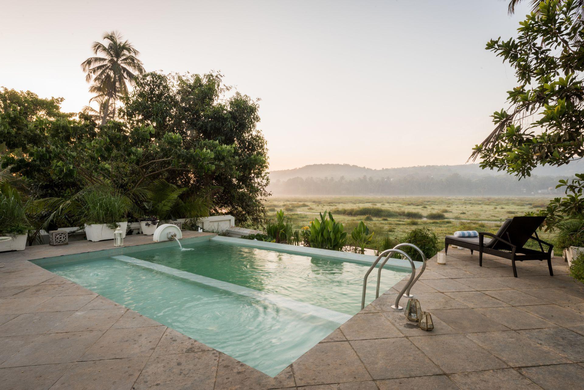 Villa Loto Bianco - Private Villa in Siolim, Goa