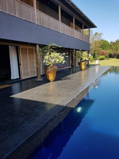Private pool villa for rent in Alibaug - Oborr House