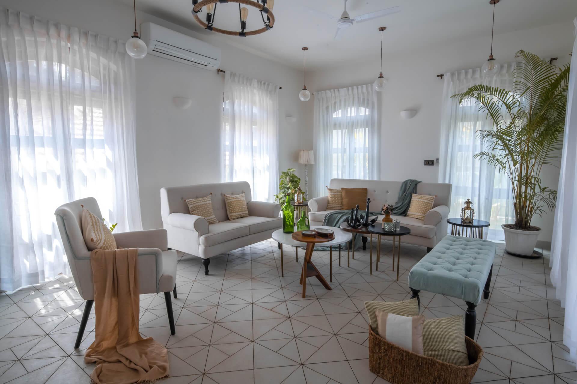 Fonteirra Vaddo A - Luxury Beach Villa Assagaon
