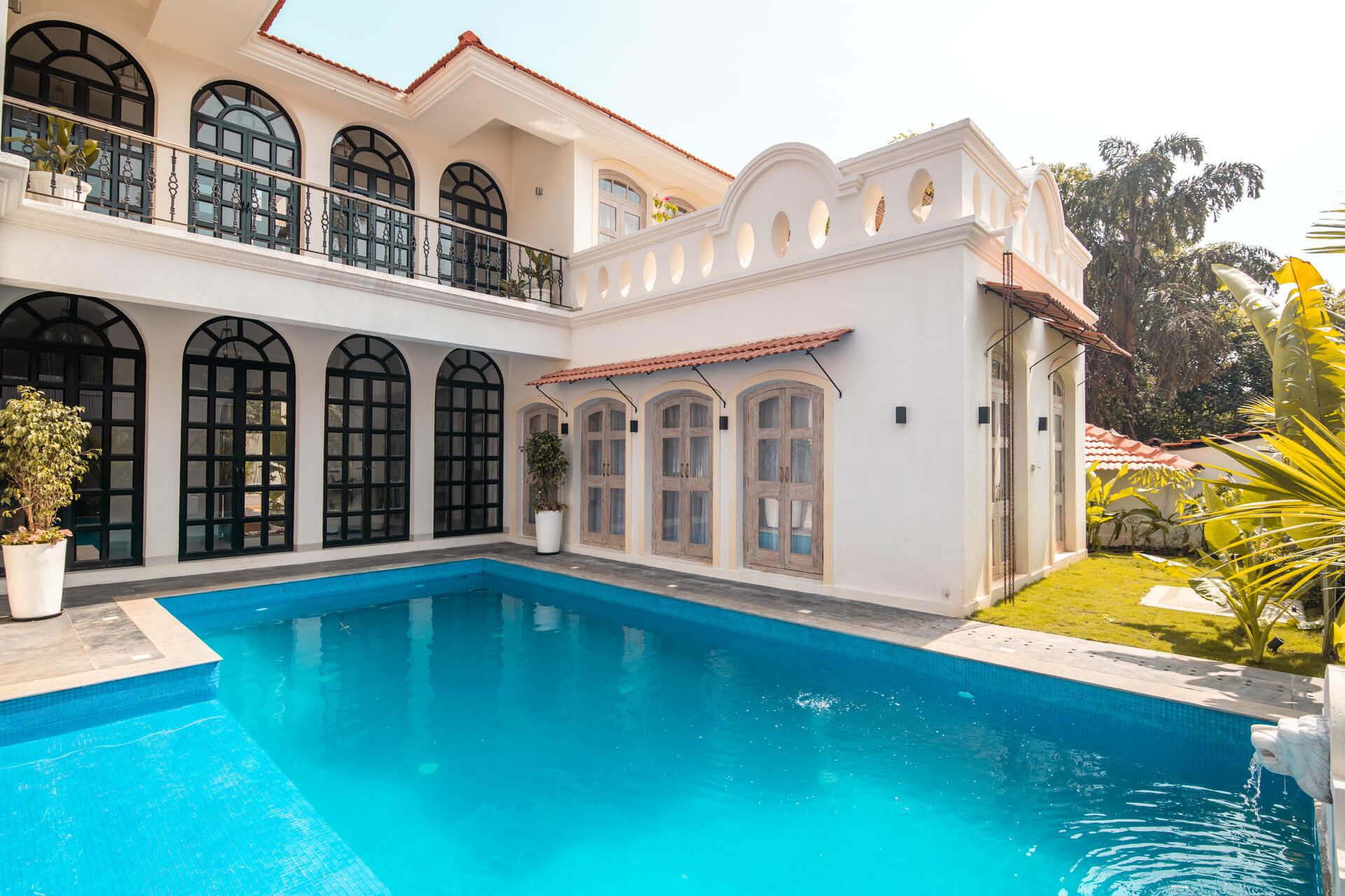 Fonteirra Vaddo A - Private Villa in Assagaon Village