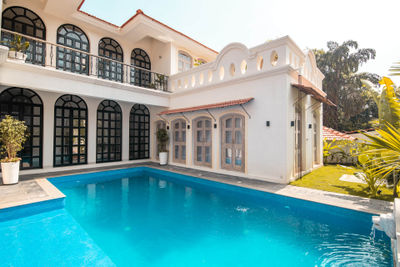 Fonteirra Vaddo A - Private Villa in Assangaon Village