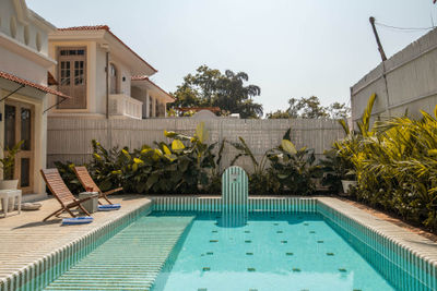 Fonteira Vaddo B - Goa Villa for Rent