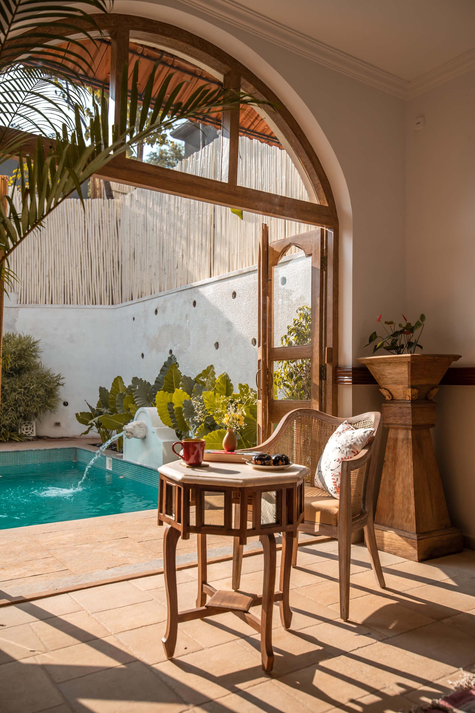 Fonteira Vaddo D - Private Villa in Assagaon, Goa